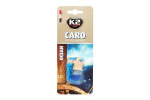 Ароматизатор K2 аромат океана стеклянная бутылка