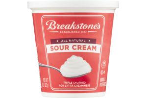 Breakstone's All Natural Sour Cream