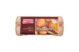 Яйцо куриное С0 Молодильное Ясенсвит 10шт