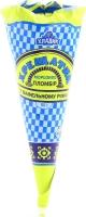 Мороженое Хладик Хрещатик пломбир в шок глазури рожок 80г