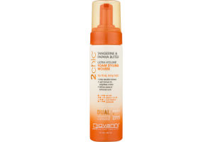 Giovanni 2Chic Ultra-Volume Foam Styling Mousse Tangerine & Papaya Butter