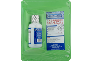Physicians Care Emergency Eye & Face Wash Station