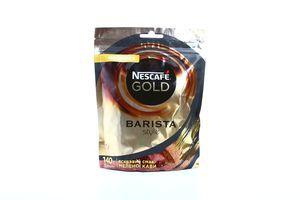 Кофе растворимый сублимированый Gold Barista Style Nescafe 140г