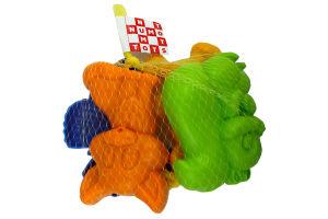 Набір пісочний для дітей від 3років Чотири паски великі Numo Toys 1шт