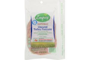 Empire Kosher Uncured Turkey Pastrami