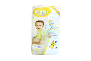 Підгузки Huggies Elite Soft 4 8-14кг 66шт