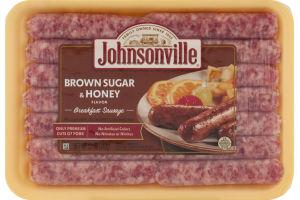 Johnsonville Breakfast Sausage Brown Sugar & Honey