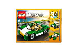 LEGO® Creator Зеленый кабриолет 31056