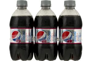 Diet Pepsi Wild Cherry - 6 PK