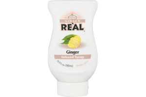 Ginger Real Ginger Infused Syrup