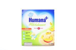 Йогурт Humana Персик 2,8% 400г х6