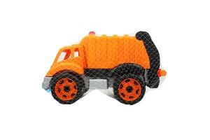 Іграшка для дітей від 3-х років №1752 Сміттєвоз ТехноК м/у 1шт