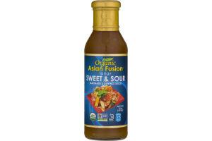 Asian Fusion Organic Marinade & Dipping Sauce Tangy Sweet & Sour
