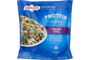 Birds Eye Steamfresh Protein Blends Italian Style