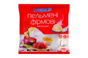 Пельмени Фирменные Геркулес м/у 400г