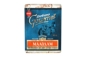 Сыр плавленый 50% Мааздам Gourmet Глобино м/у 90г