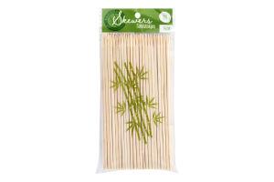 Набор шампуров бамбуковых 15см 100шт Оффтоп