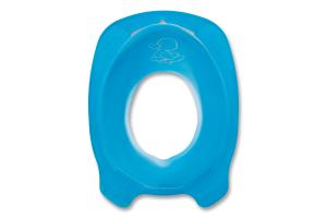 Накладка на унітаз для дітей від 24міс блакитна Комфорт Каченя Keeeper 1шт