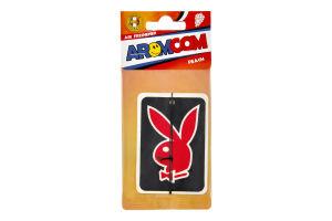 Освіжувач Aromcom Play Boy Персик 5г