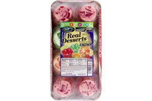 Lakeview Farms Real Desserts Creamy Parfait - 8 PK