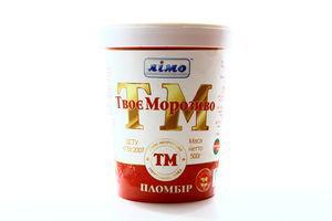 Мороженое пломбир Лимо 500г