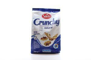 Хлопья овсяные оригинальные Crunchy Sante м/у 350г