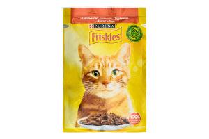 Корм для котів вологий з печін
