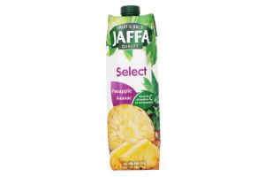 Нектар ананасовый Select Jaffa т/п 0.95л