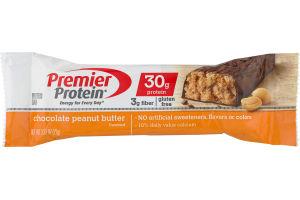 Premier Protein Bar Chocolate Peanut Butter