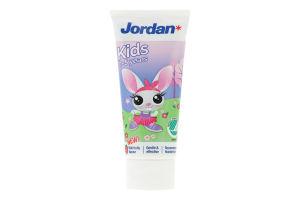 Паста зубная для детей от 0-5лет Jordan 50мл