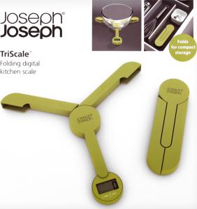 Весы кухонные Joseph Joseph Triscale 1060077
