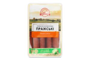 Колбаски Пражские Салтівський м'ясокомбінат п/к кг