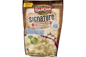 Idahoan Signature Mashed Potatoes Russets