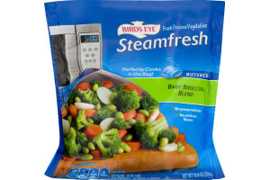 Birds Eye Steamfresh Mixtures Baby Broccoli Blend