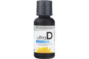 FoodScience Advanced Naturals Ultra D Liquid Dietary Supplement