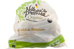 Nature's Promise Organic Golden Potatoes