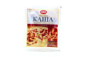 Каша овсяная с клюквой Premium Axa м/у 40г