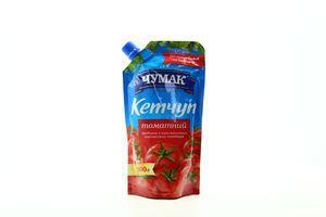 Кетчуп Томатный Чумак д/п 300г
