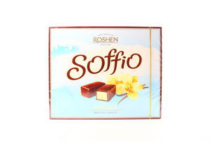 Конфеты Soffio Vanilla Roshen 200г
