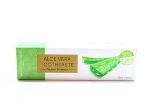 Зубна паста Natur Boutique Алоє вера 50мл