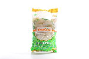 Вареники с картошкой и грибами SmaCom 900г