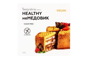 Торт Healthy неМедовик Bezgrishna bakery к/у 300г