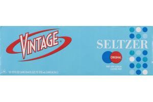 Vintage Seltzer Original - 12 CT