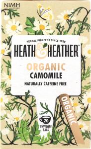 Чай травяной Heath&Heather Ромашка