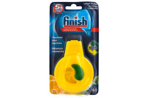 Освежитель для посудомоечных машин Лимон и лайм Finish 1шт