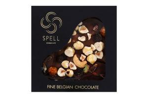 Шоколад Spell Chocolate & Best Nuts 120г