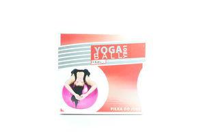 М'яч для йоги YB01 55см 05-2009