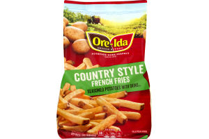 Ore-Ida French Fries Country Style