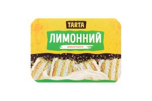 Торт Лимонный Tarta п/у 370г