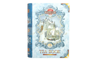 Чай черный Basilur Winter Book I цейлонский